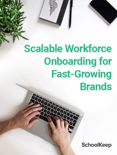 Scalable Workforce Onboarding For Fast-Growing Brands
