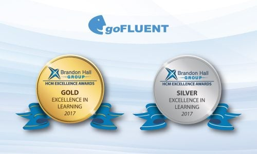 goFLUENT Wins Gold And Silver In Brandon Hall HCM Excellence Awards