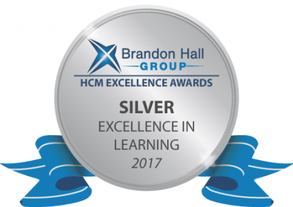 G-Cube Wins Coveted Brandon Hall HCM Excellence Awards 2017