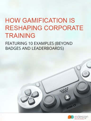 How Gamification Is Reshaping Corporate Training – Featuring 10 examples