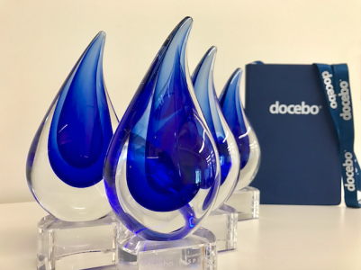 Exceptional L&D Programs Recognized In First Docebo Learning Awards