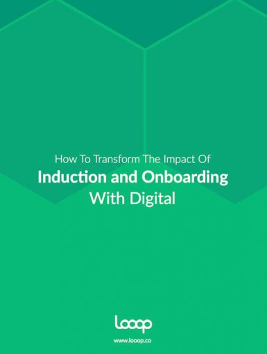 How To Transform The Impact Of Induction And Onboarding With Digital