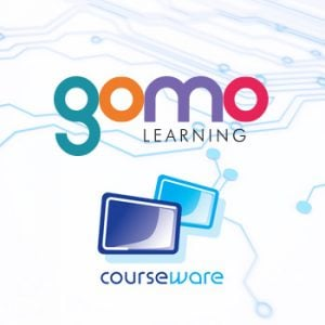 gomo Signs Reseller Agreement With The Courseware Company