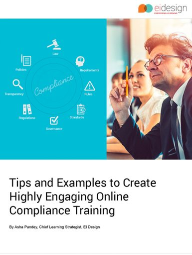 Tips And Examples To Create Highly Engaging Online Compliance Training