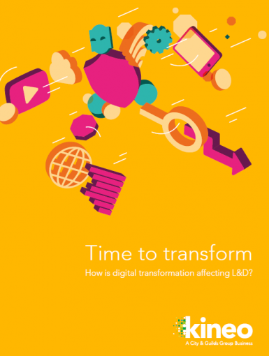 Time To Transform: How Is Digital Transformation Affecting L&D?