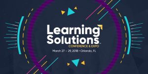 Learning Solutions 2018 Pre-Conference Certificate Workshops