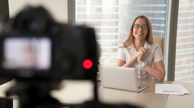 Overcoming The Fear Of Filming Your Online Course Videos