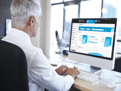 Screenshot of CrossKnowledge Learning Suite