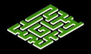 Green Labyrinth logo