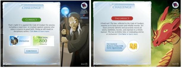 Achievement Of Tasks Posing Risk And Reward