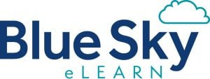 Blue Sky eLearn logo