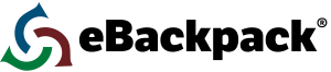 eBackpack K-12 LMS logo