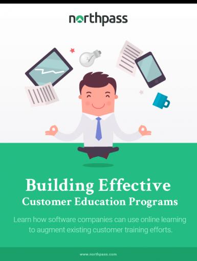 Building Effective Customer Education Programs
