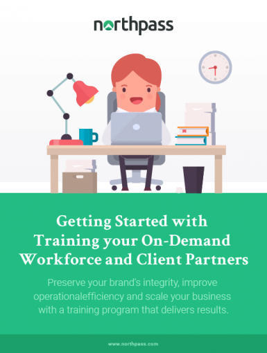 Getting Started With Training Your On-Demand Workforce And Client Partners