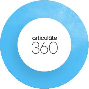 Articulate 360 logo
