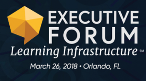 Executive Forum: Learning Infrastructure