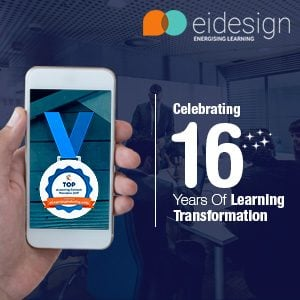EI Design Celebrates 16 Successful Years Of Learning Transformation