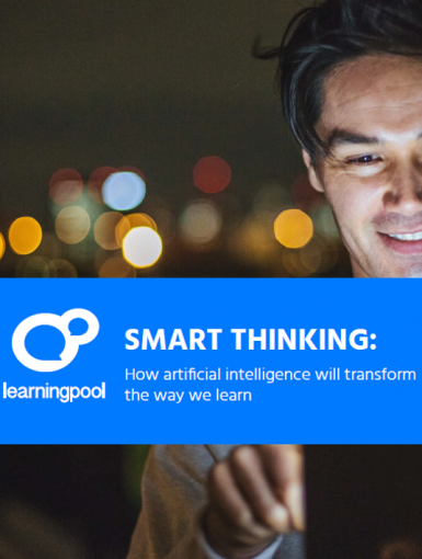 Smart Thinking: How Artificial Intelligence Will Transform The Way We Learn