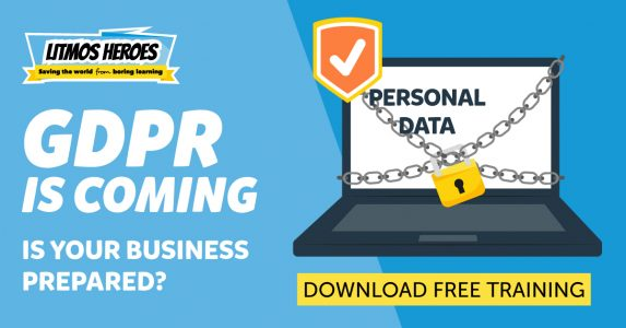 Litmos Heroes Gives Free GDPR Training To Struggling Businesses
