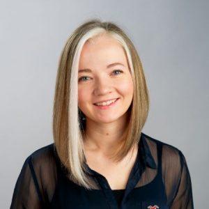 Photo of Polina Khizhnyak