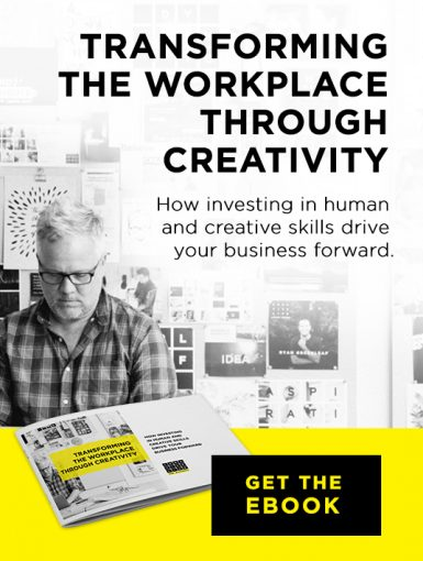 Transforming The Workplace Through Creativity