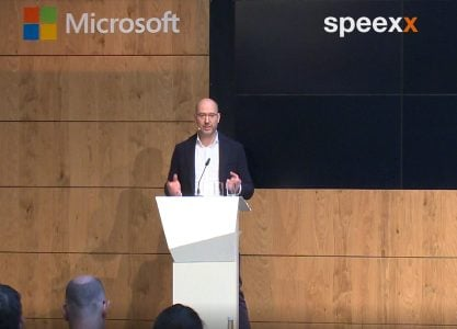 Speexx Selected For Microsoft ScaleUp Program With Innovations In AI