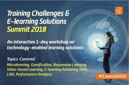 Training Challenges And E-learning Solutions Summit 2018 - Europe