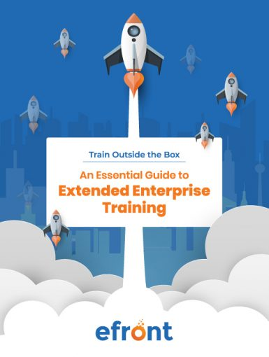 Train Outside The Box:  An Essential Guide To Extended Enterprise Training