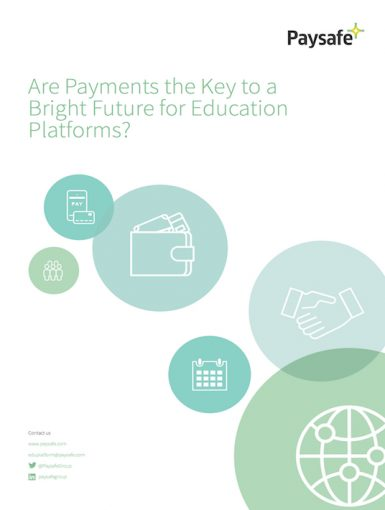 Are Payments The Key To A Bright Future For Education Platforms?
