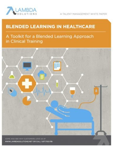 Blended Learning In Healthcare: A Toolkit For A Blended Learning Approach In Clinical Training