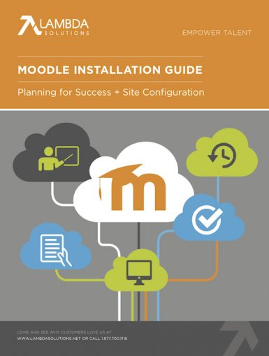Moodle Installation Guide
