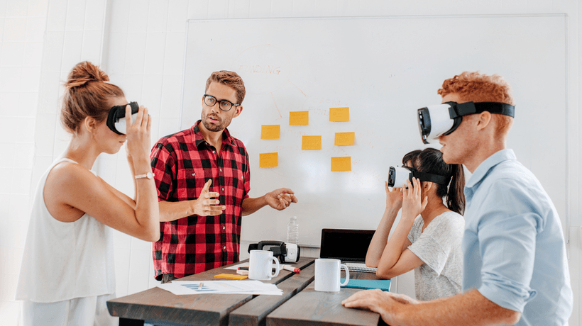 e5a978fdfa61 3 Reasons Why You Should Choose Virtual Reality - eLearning Industry