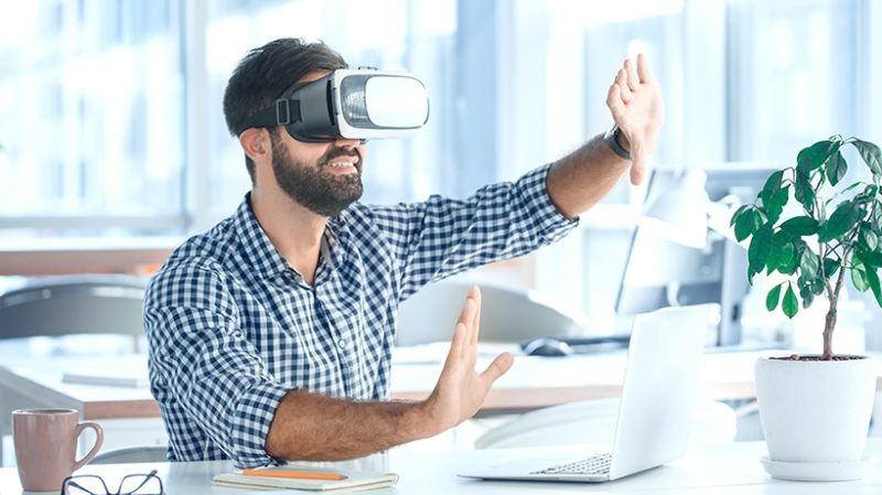 Virtual Reality In eLearning - Using VR As A Microlearning Nugget For Induction And Onboarding 1