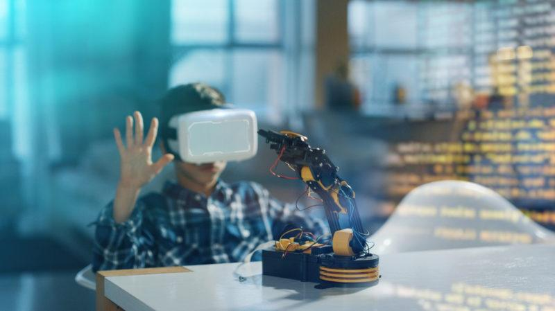 The Impact Of Augmented Reality In Education 1
