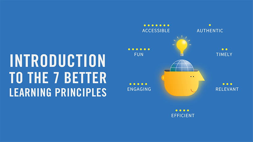 Learning Design Principles For Custom Elearning Elearning Industry
