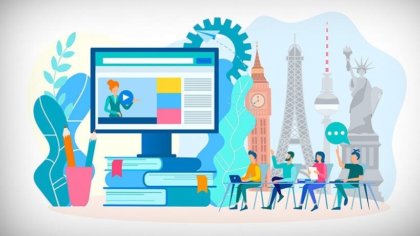 オンライン言語学習プラットフォームを作成する方法-eラーニング業界