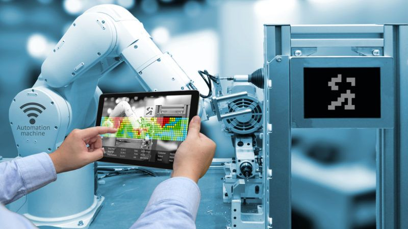 using ar vr elearning solutions in manufacturing