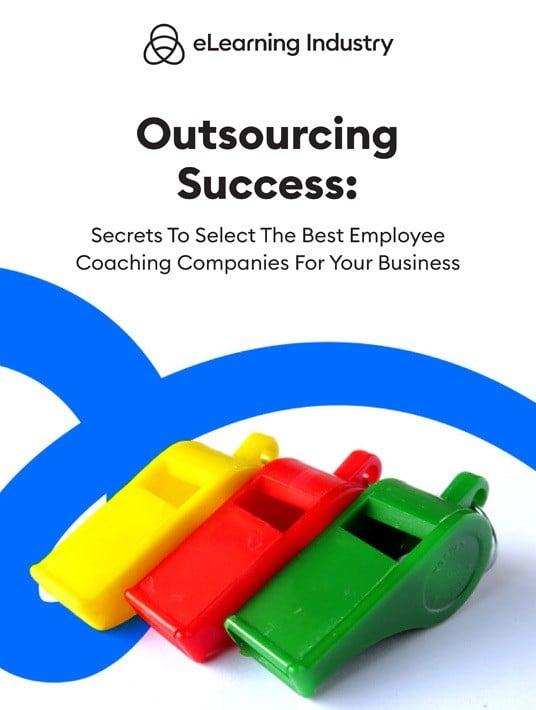 Sortie du livre électronique: Succès de l'externalisation: secrets pour sélectionner les meilleures sociétés de coaching d'employés pour votre entreprise